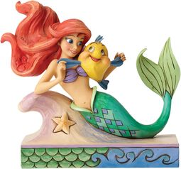 Fun & Friends (Figurine Ariel avec Polochon)