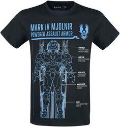 Halo 5 - Plan Mark IV Mjolnir