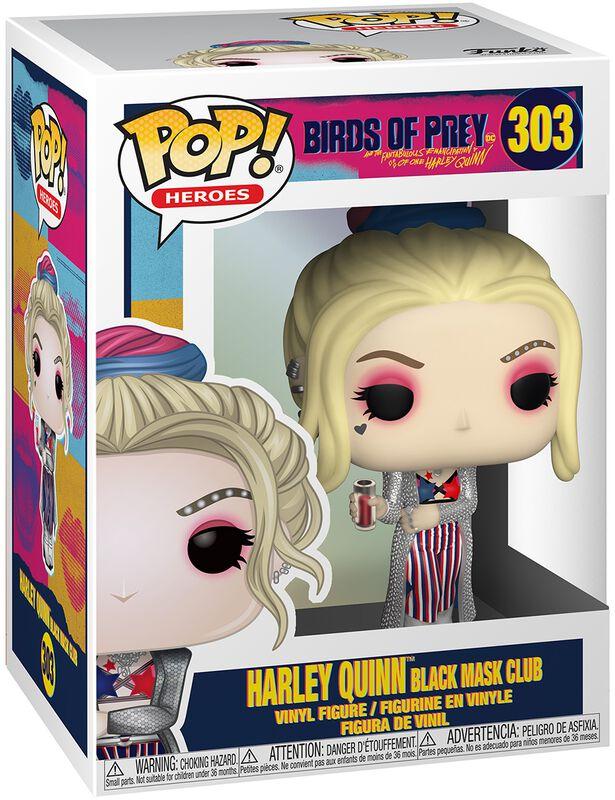 Harley Quinn Black Mask Club - Funko Pop! n°303