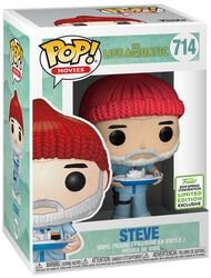 La Vie Aquatique Steve (ECCC 2019 - Funko Shop Europe) - Funko Pop! n°714