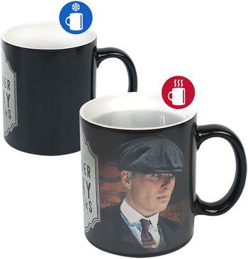 By Order Of - Mug Thermoréactif