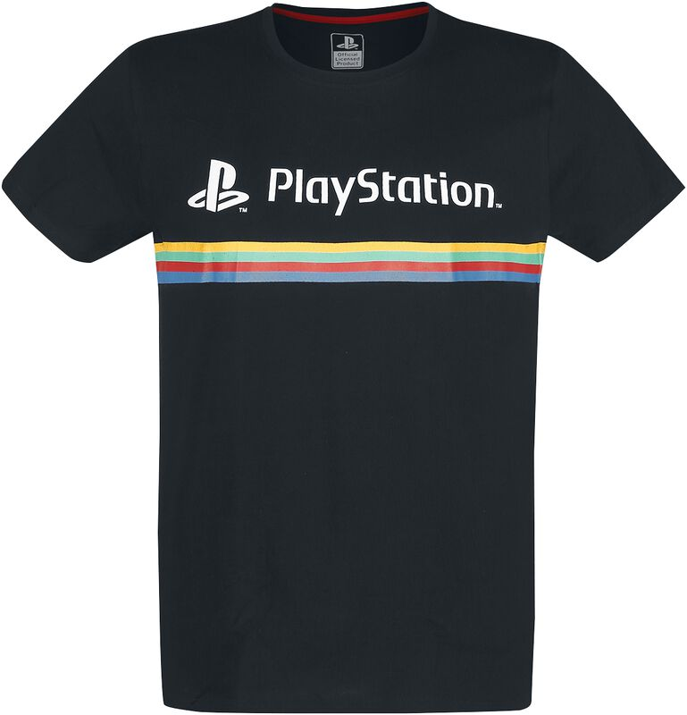 Rayure Colorée PlayStation