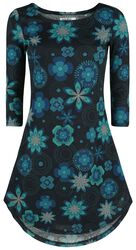 Robe D'Hiver Flower Rounds