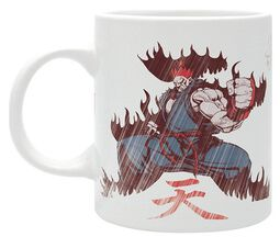 Ryu vs. Akuma