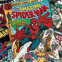 Spider-Man - Calendrier Mural 2020