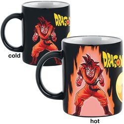 Z - Super Saiyan - Mug Thermoréactif