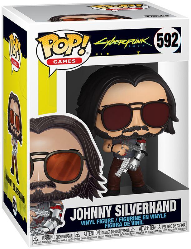 Johnny Silverhand - Funko Pop! n°592