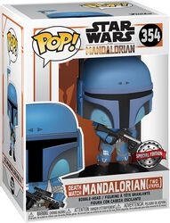 The Mandalorian - Death Watch Mandalorian (Two Stripes) - Funko Pop! n°354