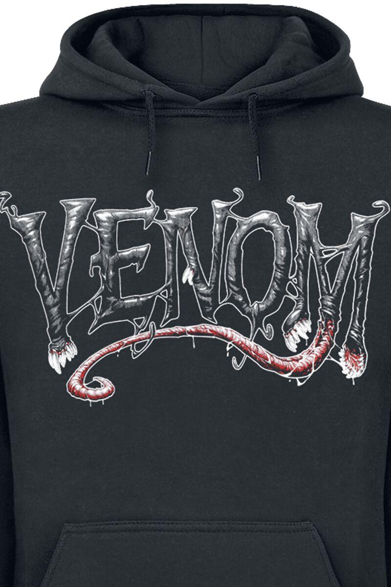 1690e24fd4 Furious Face | Venom (Marvel) Sweat-shirt à capuche | EMP