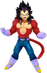 Dragon Ball GT - Vegeta Cheveux Metalliques