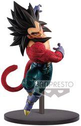 Dragon Ball GT - Super Saiyan 4 Vegeta