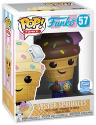 Spastik Plastik - Mr. Sprinkles (Funko Shop Europe) - Funko Pop! n°57