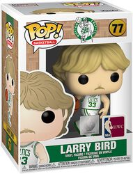 Boston Celtics - Larry Bird - Funko Pop! n°77