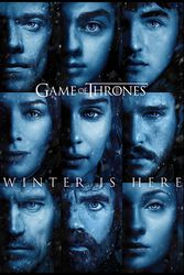 Winter is here