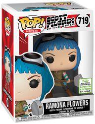 Scott Pilgrim vs. the World Ramona Flowers (ECCC 2019 - Funko Shop Europe) - Funko Pop! n°719
