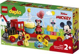 10941 - DUPLO -  Train d'Anniversaire De Mickey & Minnie