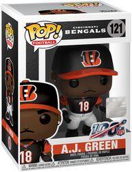 Cincinnati Bengals - A. J. Green - Funko Pop! n° 121