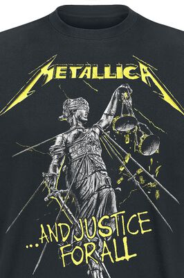 ...And Justice For All - Tracklist
