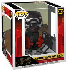 Épisode 9 - L'Ascension de Skywalker - Supreme Leader Kylo Ren in the Whisper (POP Deluxe)  - Funko Pop! n° 21