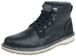 Boots Black Casual