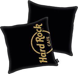 Hard Rock Cafe Logo Doré