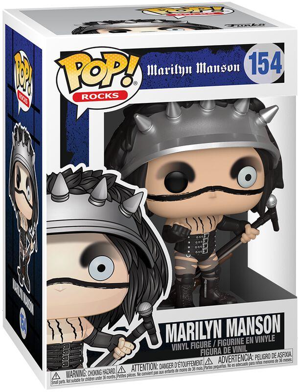 Marilyn Manson Rocks Vinyl Figur 154