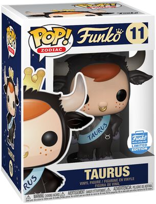 Zodiac - Taureau (Funko Shop Europe) - Funko Pop! n°11