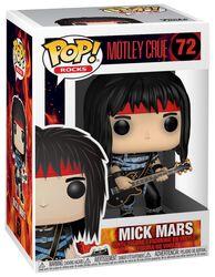 Mick Mars - Funko Pop! Rocks n°72