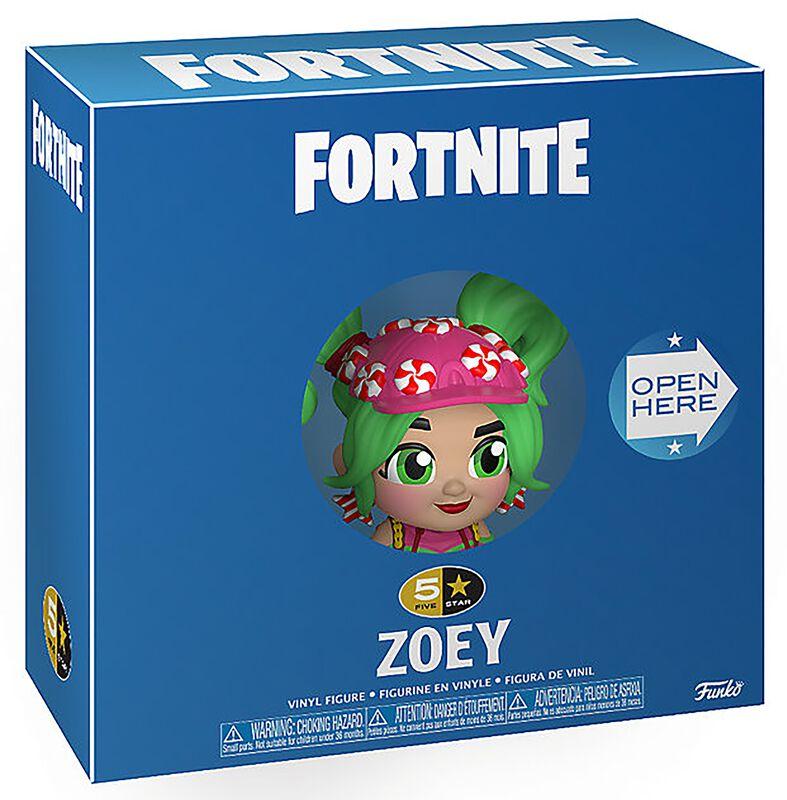 Zoey - Figurine 5 Star