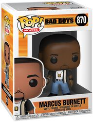 Bad Boys Marcus Burnett - Funko Pop! n°870
