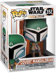 The Mandalorian - Covert Mandalorian - Funko Pop! n°352