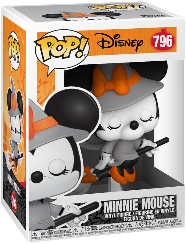 Minnie (Halloween) - Funko Pop! n°796