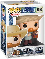 Artistes - Vincent Van Gogh - Funko Pop! n°03