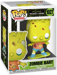 Bart Zombie - Funko Pop! n°1027