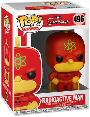 Radioactive Man - Funko Pop! n°496