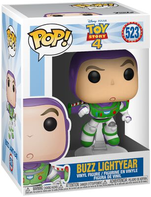 Toy Story 4 - Buzz L'Éclair - Funko Pop! n°523