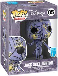 Jack (Art Series) (Avec Protector) - Funko Pop! n°05
