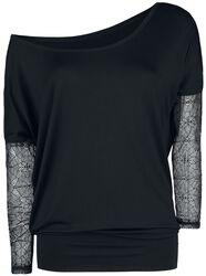 T-Shirt Femme Toile D'Araignée