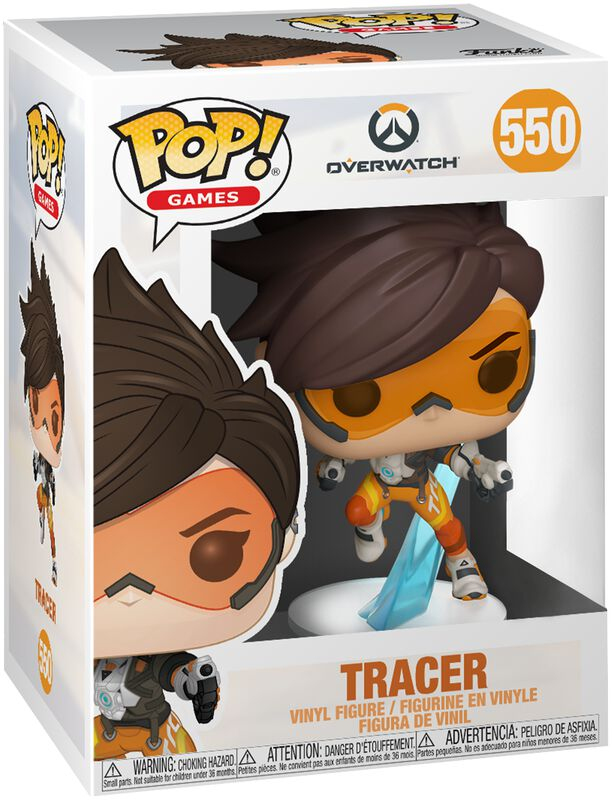 Tracer - Funko Pop! n°550