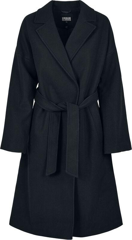 Ladies Oversized Classic Coat