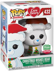 Bisounours Vœux De Noël (Funko Shop Europe) - Funko Pop! n°432