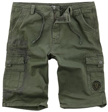 Short Army Vintage