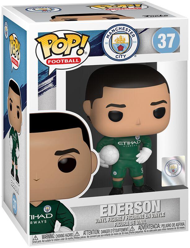 Football Manchester City - Ederson - Funko Pop! n°37