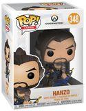 Figurine En Vinyle Hanzo  348
