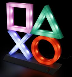 Lampe Icônes Playstation