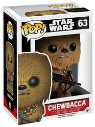 Épisode 7 - Le Réveil De La Force - Figurine Bobblehead En Vinyle Chewbacca 63