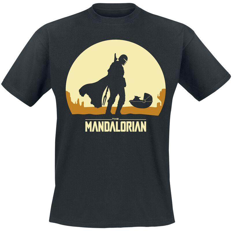 The Mandalorian - Schatten - Grogu