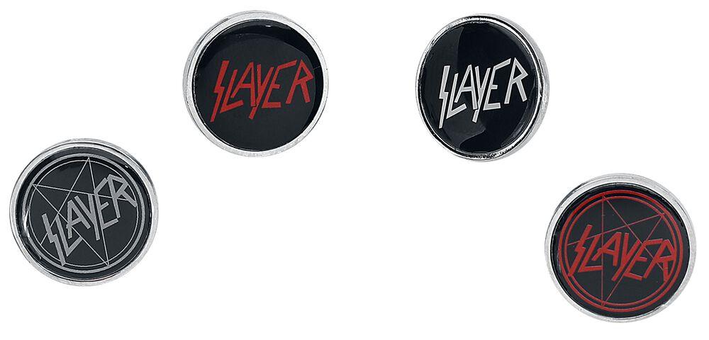 Slayer Logo 4-Pack