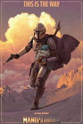 The Mandalorian - (On the Run)