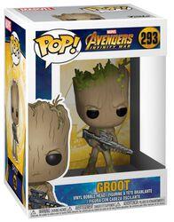 Infinity War - Figurine En Vinyle Groot 293